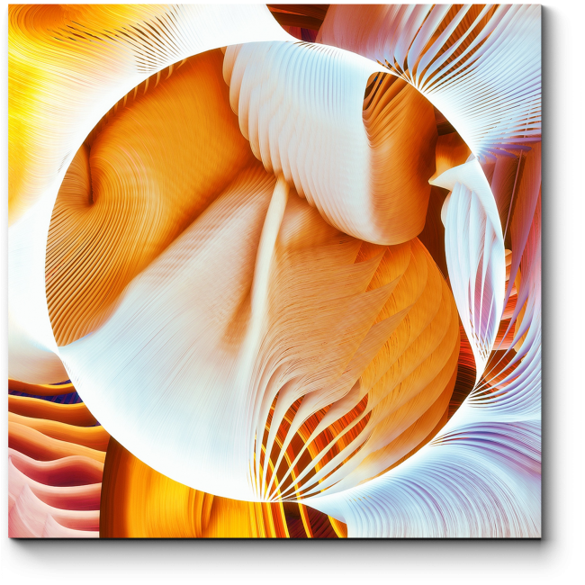 Модульная картина Абстракция #5