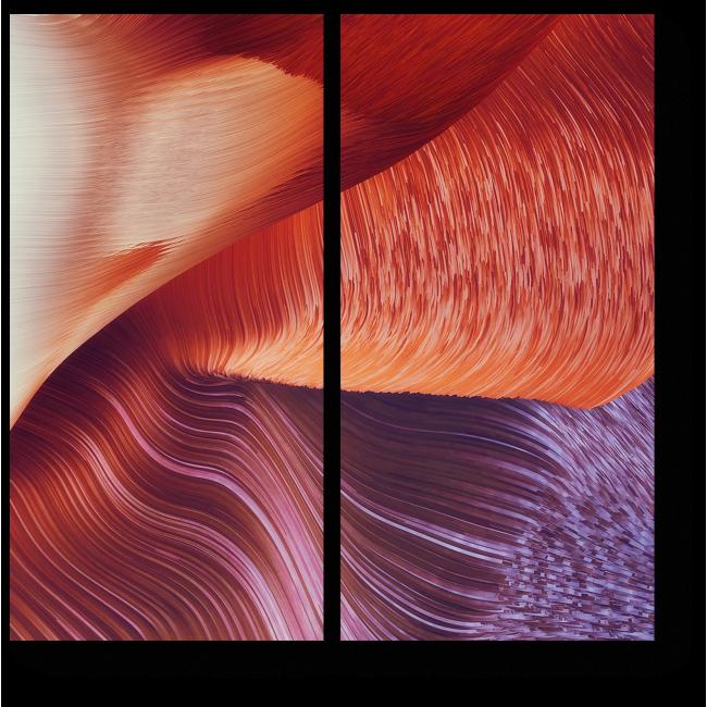 Модульная картина Абстракция #9