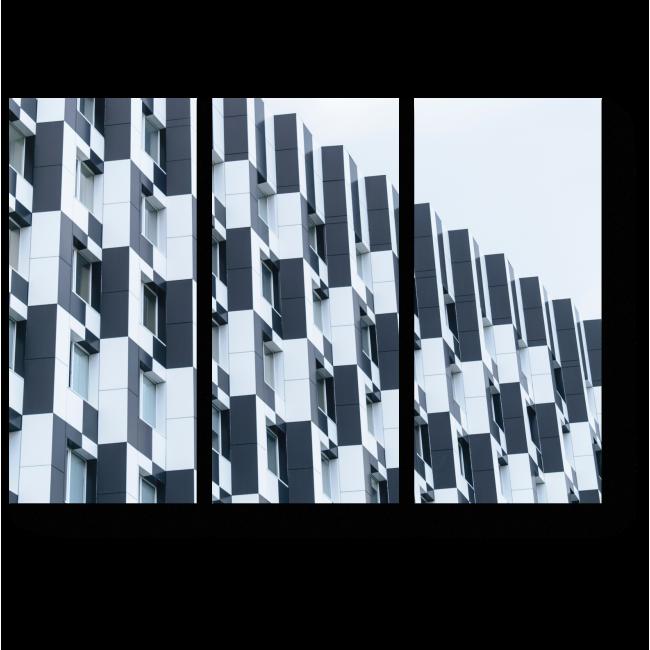 Модульная картина Паттерн #4