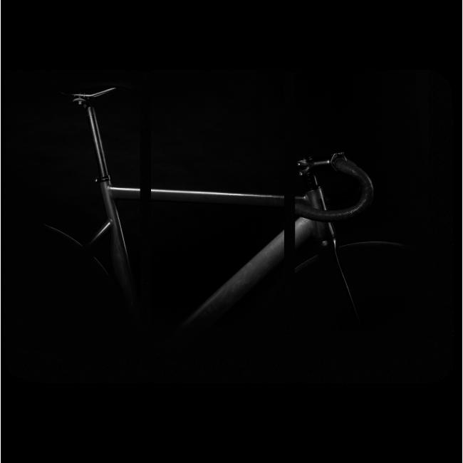 Модульная картина Безупречные линии велосипеда