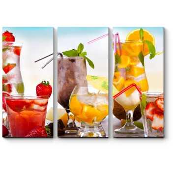 Вкусные коктейли