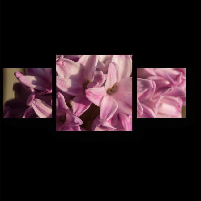 Модульная картина Первая нежность весны