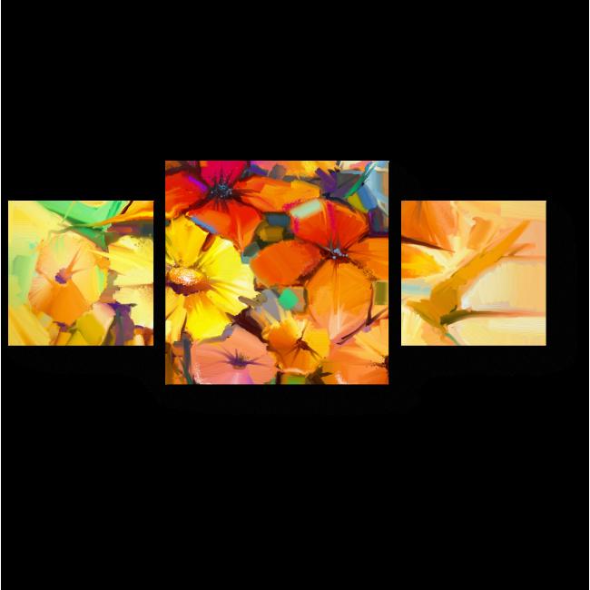 Модульная картина Аромат весны