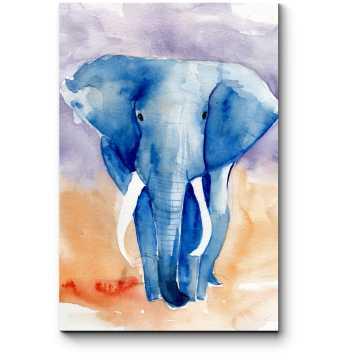 Слон возвращается домой