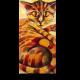 Апельсиново-полосатый кот