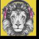 Львы тоже любят хорошую мызыку