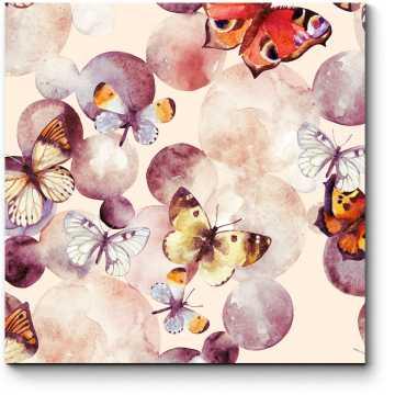 Один день из жизни бабочек