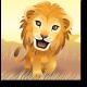 Обаятельный малыш-львенок