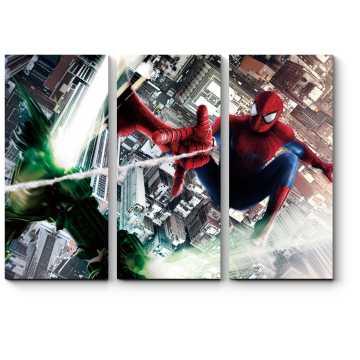 Модульная картина Этот удивительный Человек-паук