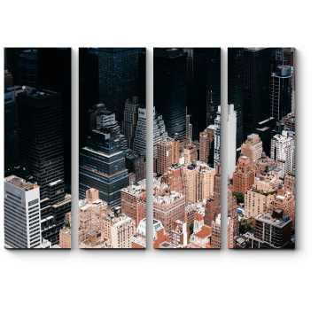 Разные стороны Нью-Йорка