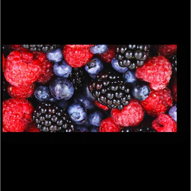 Модульная картина Сладкие ягоды