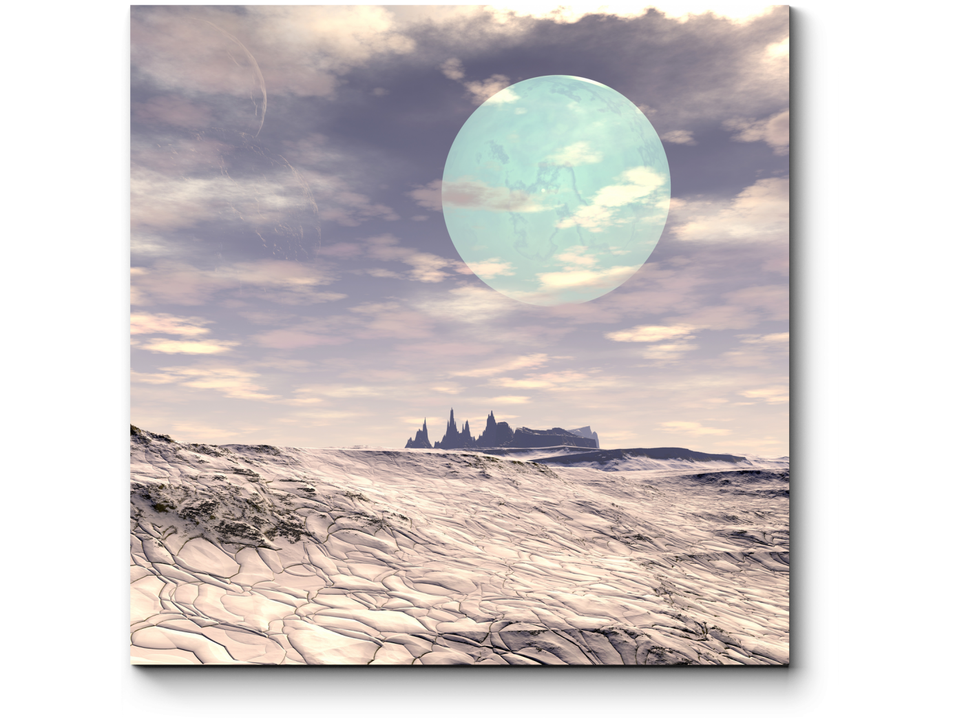 Модульная картина Циферблат (20x20) фото