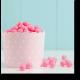 Розовые конфетки