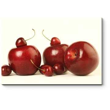 Вишнево-яблочное настроение