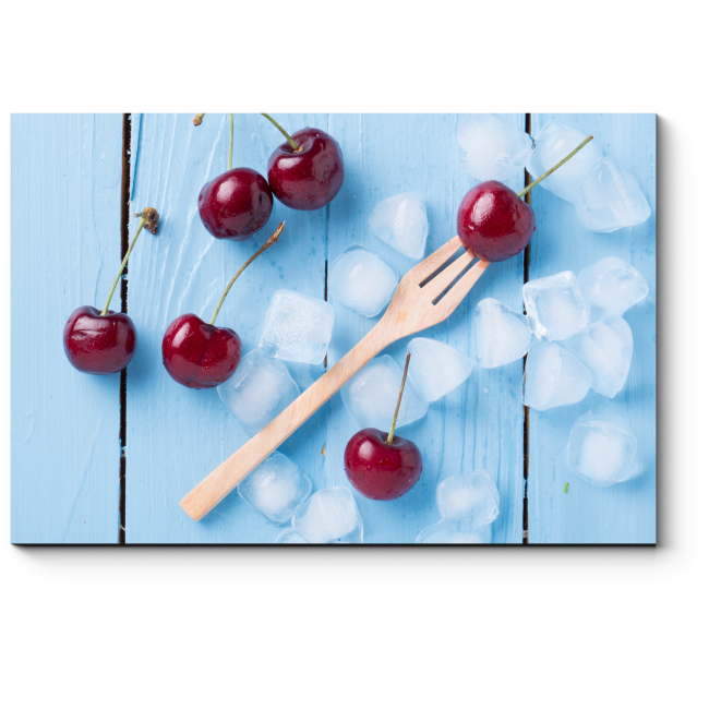 Модульная картина Летний десерт