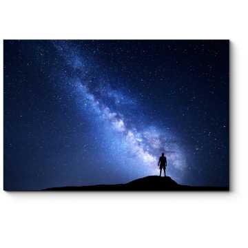 Прекрасный вид на Млечный путь