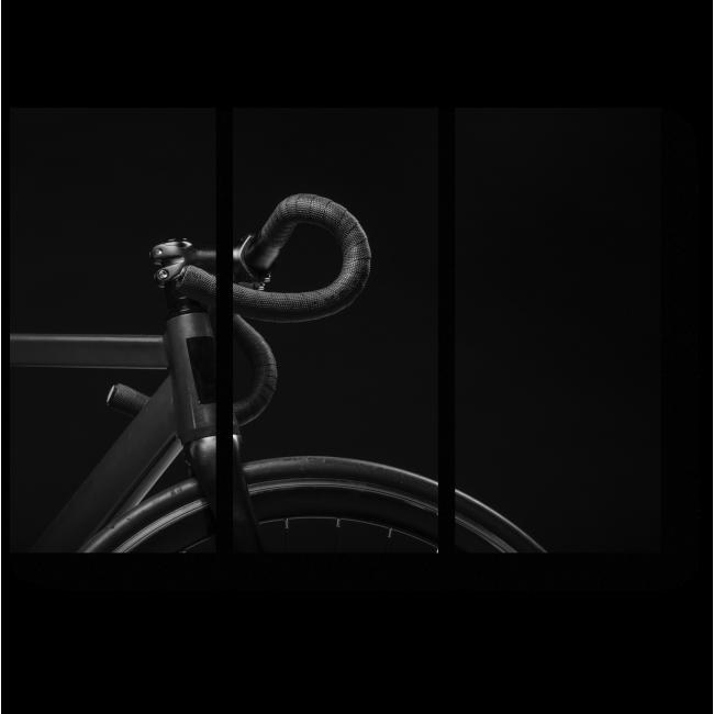 Модульная картина Стильный велосипед