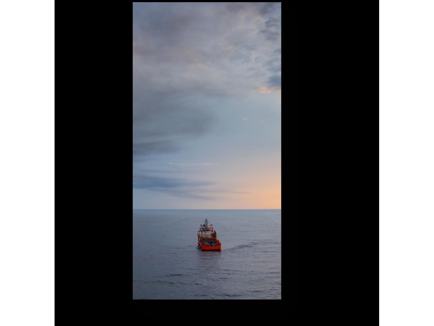 Модульная картина Свободное плавание (20x40) фото