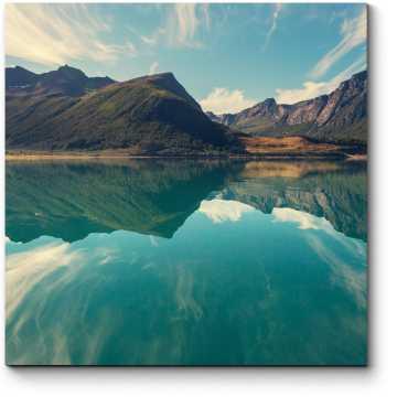 Горы и вода