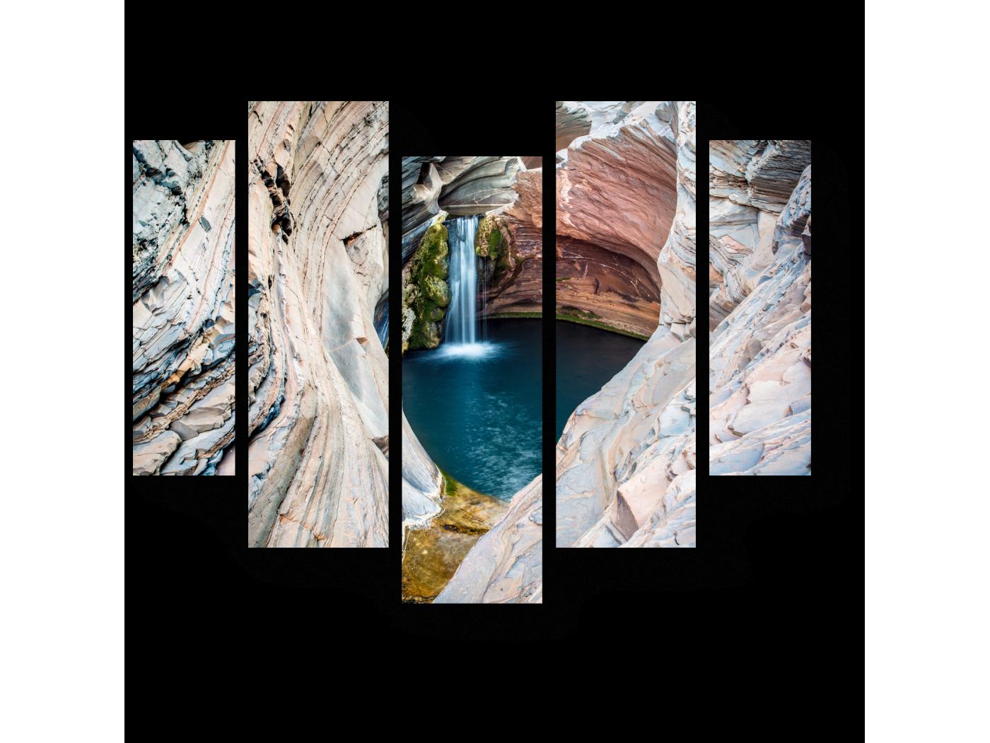 Модульная картина Национальный парк Кариджини (101x82) фото