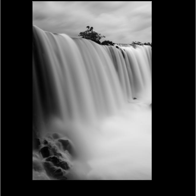 Модульная картина Водопады Игуасу