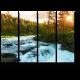 Кристально чистая река