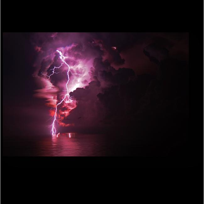 Модульная картина Озаряющий свет