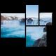 Знаменитый водопад Годафосс, Исландия