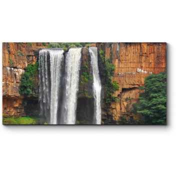 Потрясающий водопад, Мпуланга, Южная Африка
