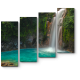 Лазурь вод затерянного водопада, Коста Рика