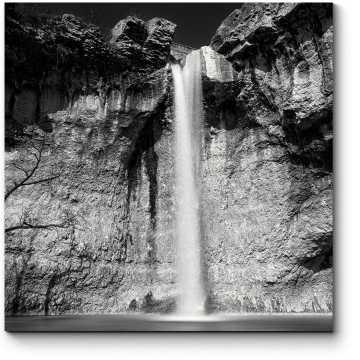Великолепный водопад