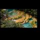 Кристально чистая река в Гватемале