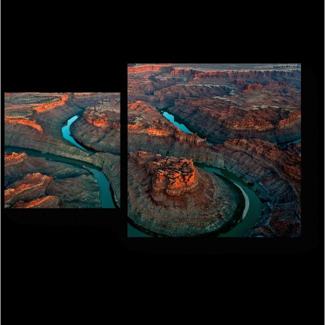 Модульная картина Национальный парк Каньонлендс