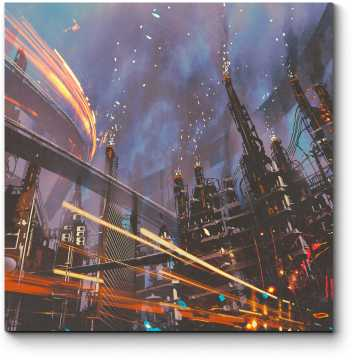 Мегаполис будущего