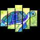 Голубая черепаха