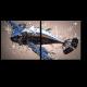 Стальная рыбка