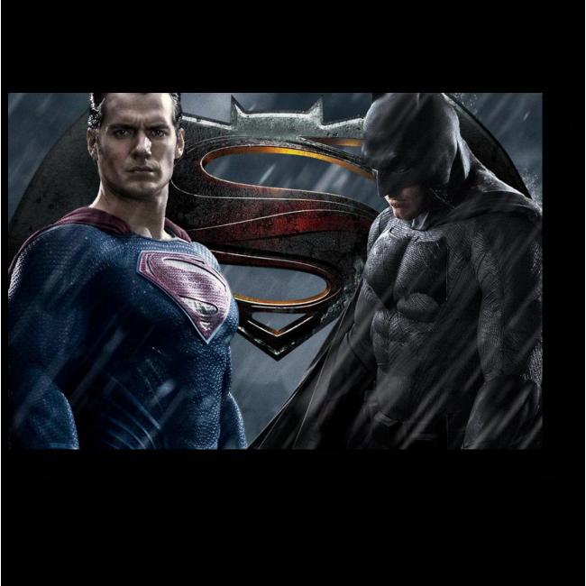 Модульная картина Супергерои