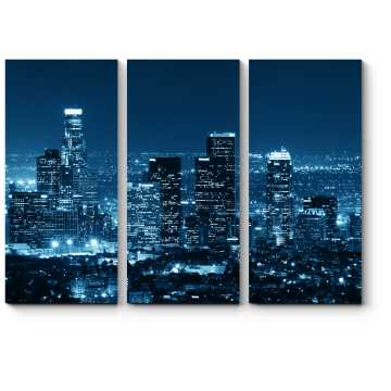 Модульная картина Урбанистический пейзаж
