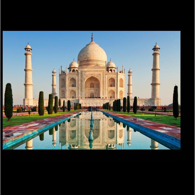 Модульная картина Тадж - Махал