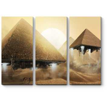 Секрет пирамид