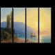 Восход солнца у берегов Ялты, Иван Айвазовский