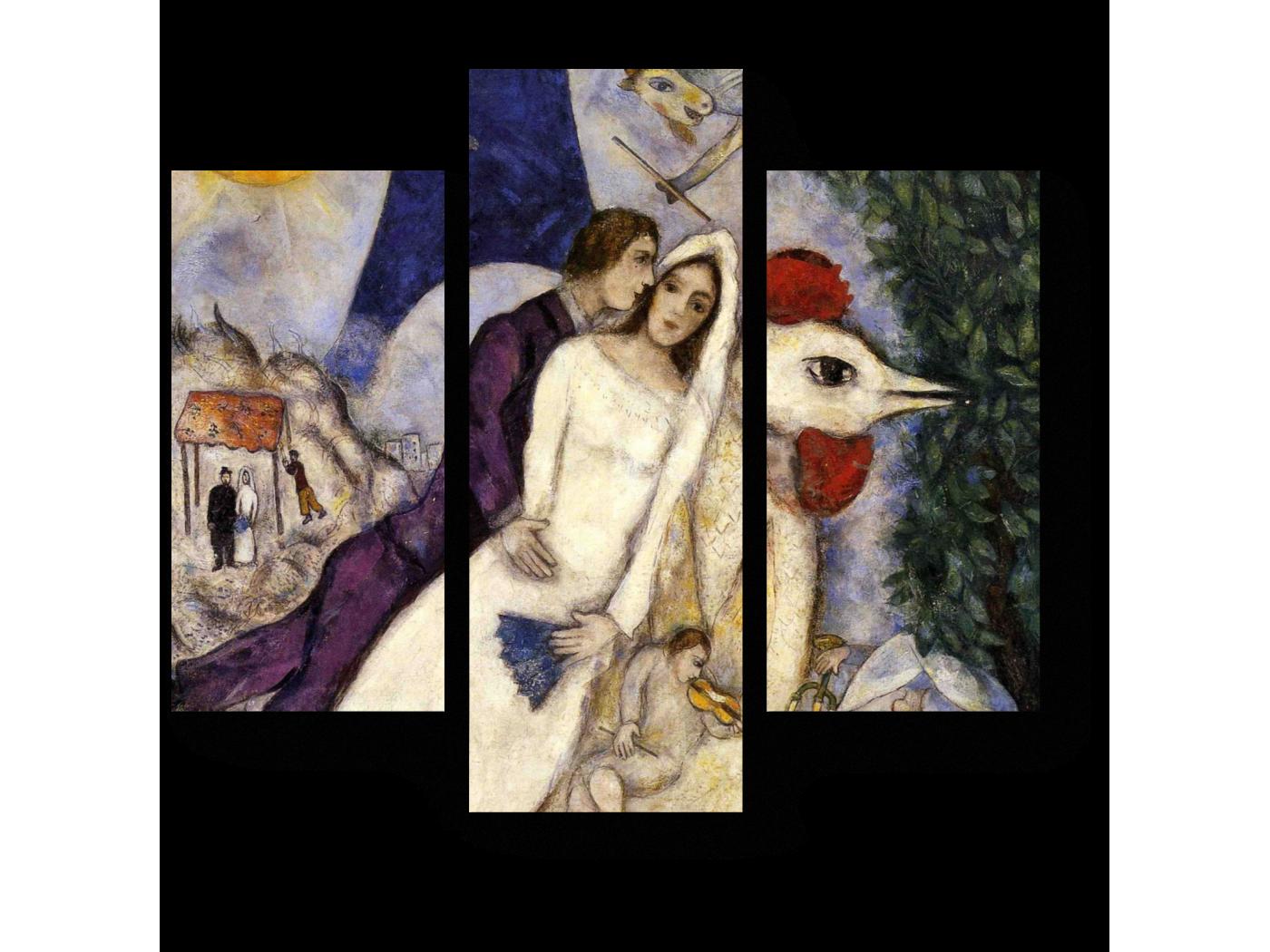 Открытки с репродукциями известных картин