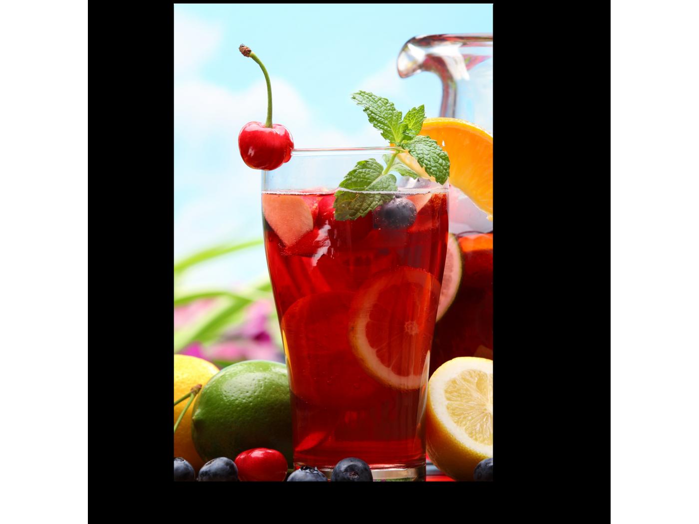 Модульная картина Натуральный лимонад (20x30) фото
