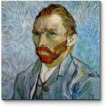 Модульная картина Автопортрет, Винсент Ван Гог