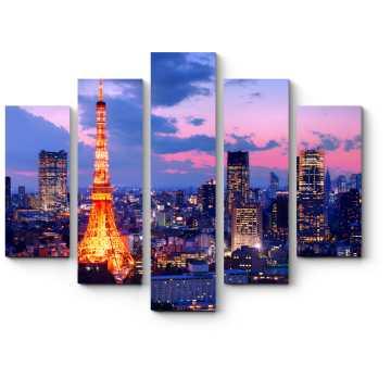 Неподражаемый ночной Токио