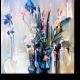 Утонченная цветочная композиция