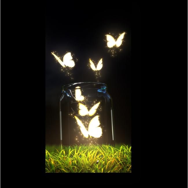 Модульная картина Свет надежды