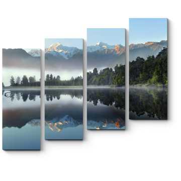Модульная картина Кристальная красота природы