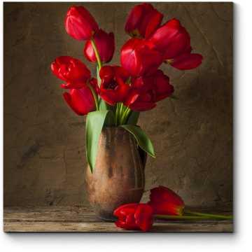 Модульная картина Прекрасные тюльпаны