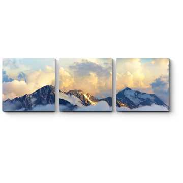 Альпийский пейзаж